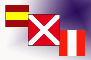 پرچم های عددی بین المللی مخابرات دریایی
